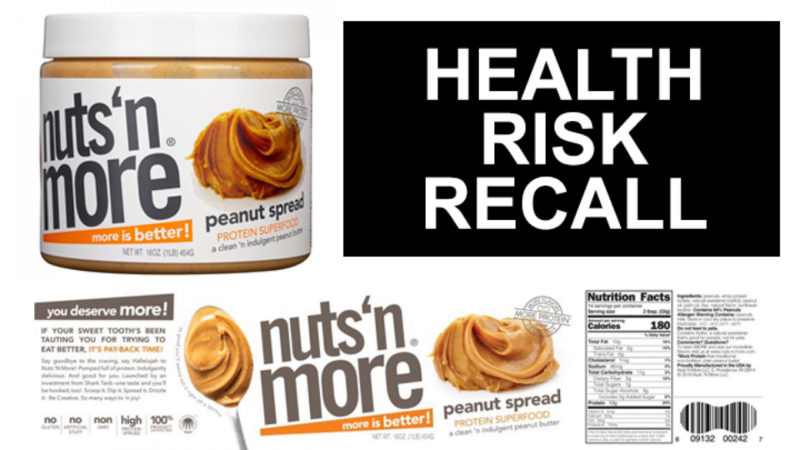 Канада отзывает из продажи арахисовое пюре