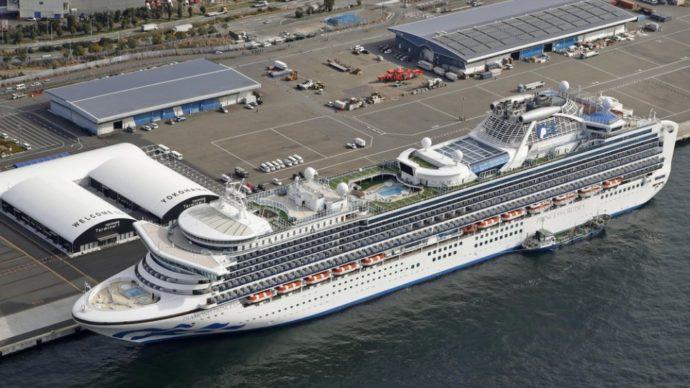 Среди канадцев на круизном судне в Японии— еще двое заболевших