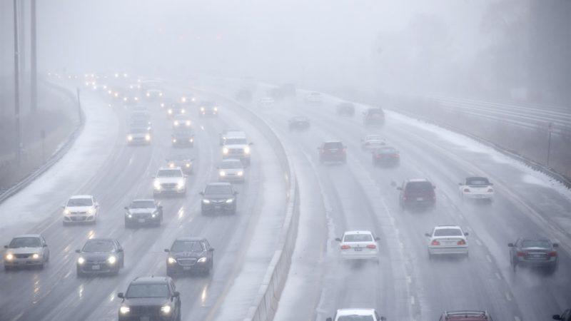 Не расслабляйтесь: зима вновь атакует Онтарио и Квебек