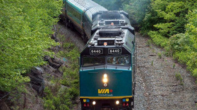 Индейские протесты сковали железнодорожное движение в Канаде