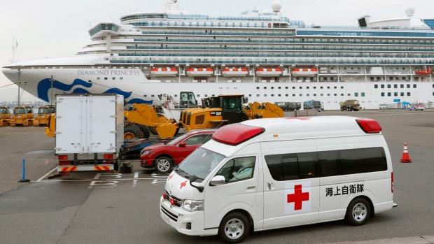 Коронавирус на корабле: 75-летние канадцы госпитализированы