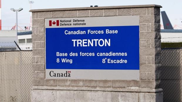 Канадцев из Уханя разместят на военной базе