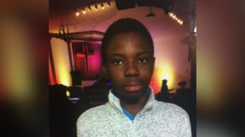 Тревога Амбер в Торонто: пропал подросток