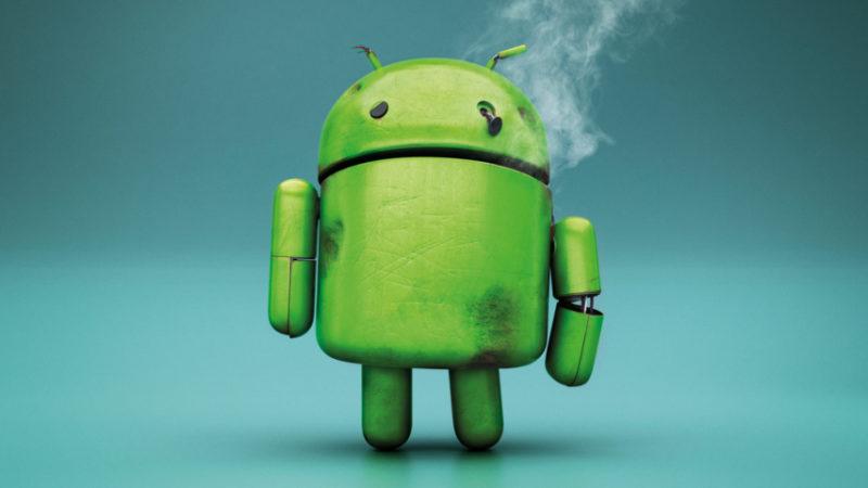 Смартфоны Android старых марок подвержены риску заражения вирусом
