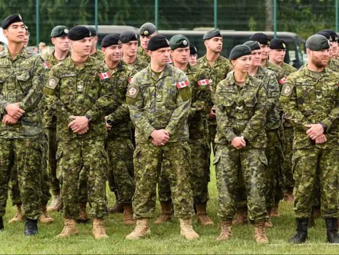 Ротация канадских военных советников в Украине под вопросом