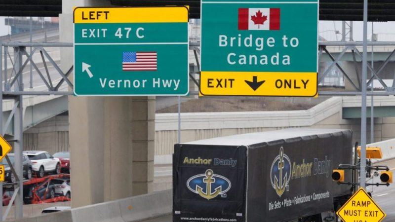 «Скорее всего» граница между Канадой и США закроется с субботы