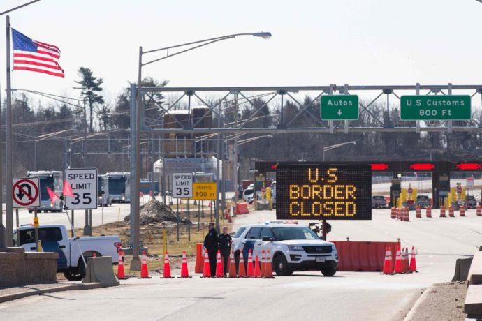 Канада против размещения американских войск вдоль границы