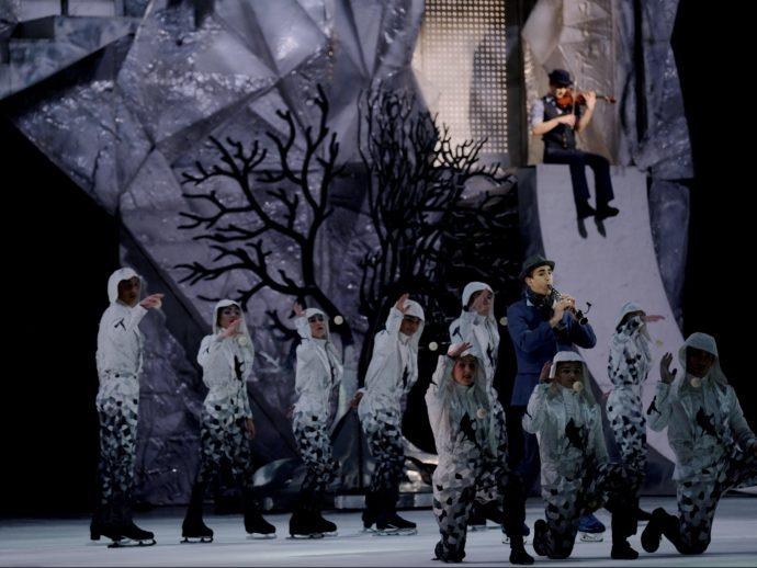 Cirque du Soleil готовится к банкротству