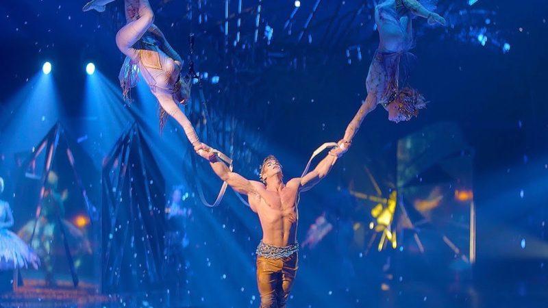 Цирк «Du Soleil» сократил персонал на 95%