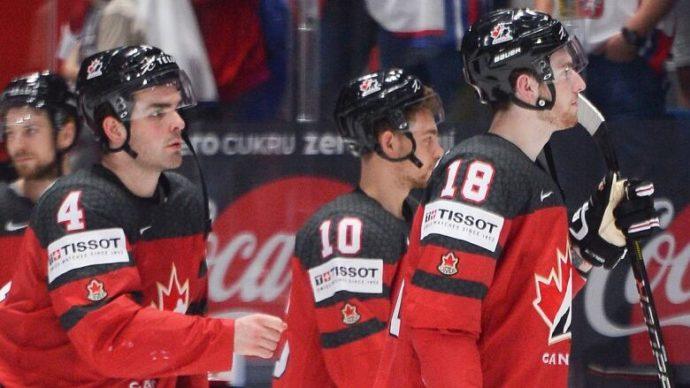 Чемпионаты мира по хоккею отменяются
