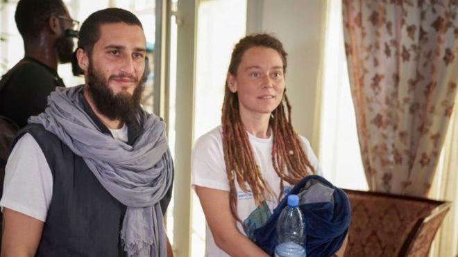 Похищенные в Африке канадка и итальянец нашлись в Мали