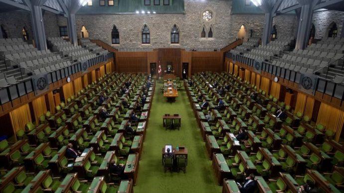 Канадский парламент проголосовал за пакет помощи в $82 миллиарда