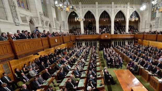 Коронавирус: канадский парламент отменил заседания до 20 апреля