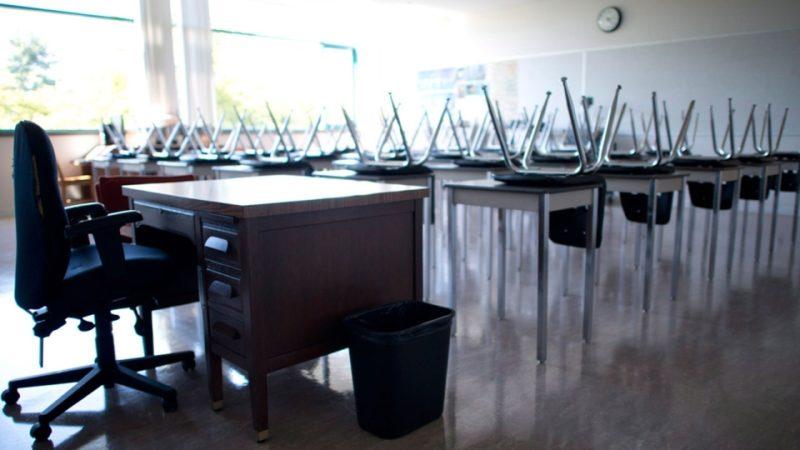 Онтарийские школы не откроются и после 5 апреля