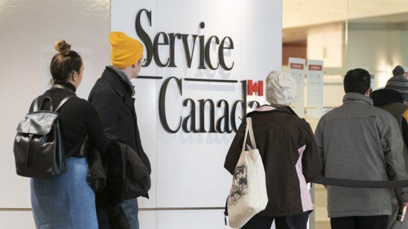Офисы Service Canada временно закрыты для посещения