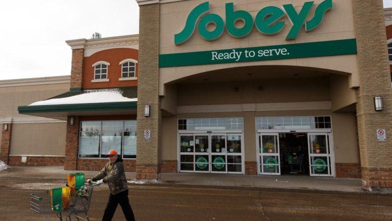 Супермаркеты в Канаде вводят ограничения