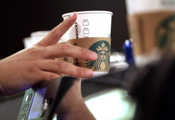 Starbucks не наливает дважды в один стакан