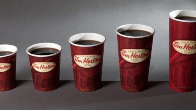 Две новости от канадской кофейни Tim Hortons