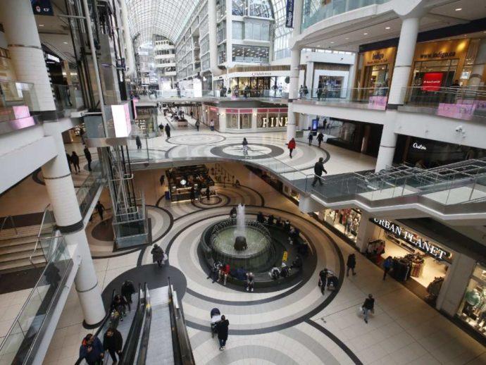 Канадские провинции закрывают «не имеющий жизненной необходимости» бизнес
