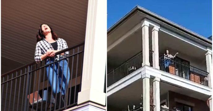 Канадские мейстерзингеры? Концерт с балкона в Эдмонтоне