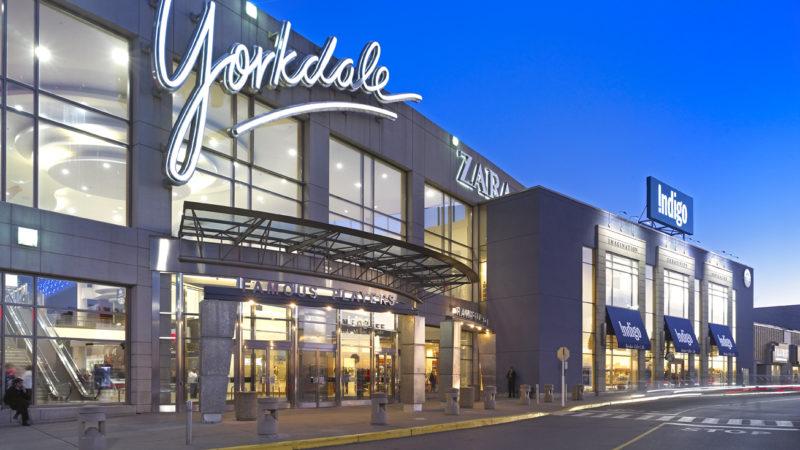 Ограбление в торговом комплексе Yorkdale в Торонто