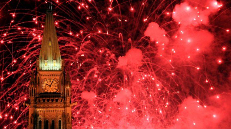 День Канады в Оттаве— праздник «на удалёнке»