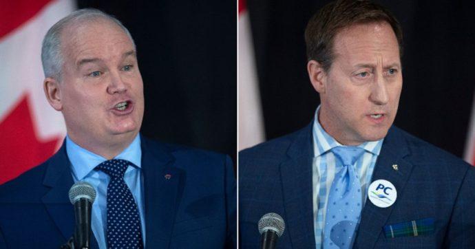 В конце лета пройдут выборы нового лидера консерваторов Канады