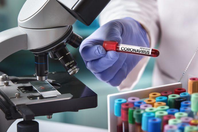 В США испытываются вакцины против COVID-19