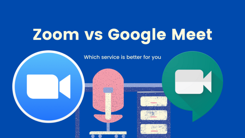 Google и Facebook: «мы не хуже Zoom»!