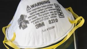 Корпорация 3М поставит необходимые маски Канаде