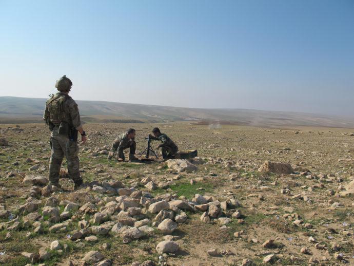 Канадские солдаты возвращаются из Ирака
