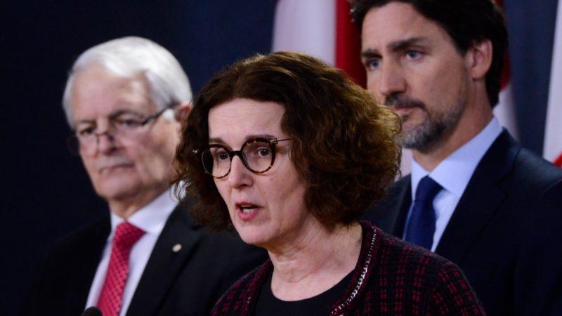 Зам. министра иностранных дел Канады заражена коронавирусом