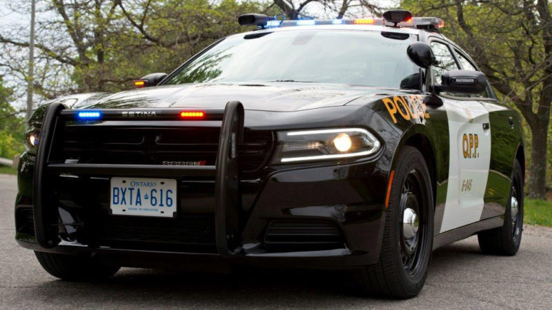 Онтарийский полисмен арестован по подозрению в сексуальной агрессии