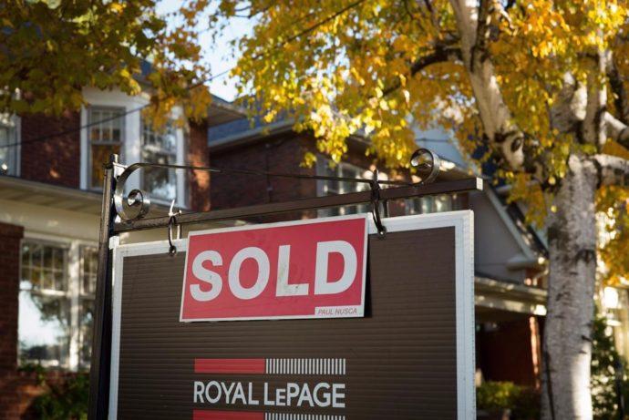 Рынок недвижимости в Большом Торонто переживает заморозки