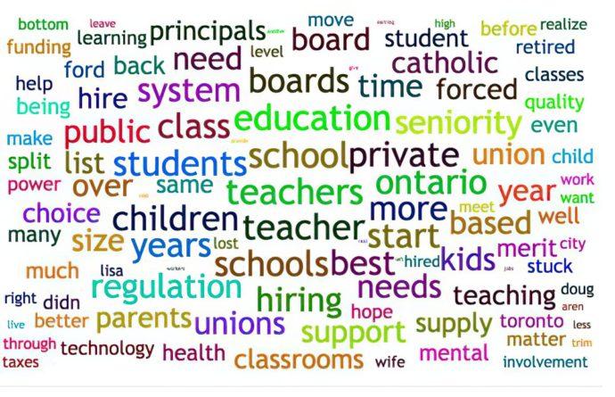Школы в Онтарио будут закрыты до конца мая