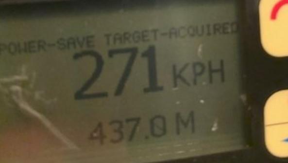У Оттавы водитель разогнался до скорости «Формулы»-1