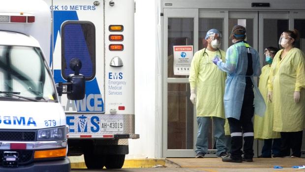 Коронер изменил правила вывоза покойных из больниц Онтарио