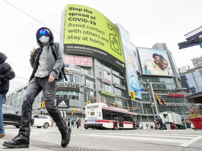 Трюдо: миллионы масок прибудут в течение двух суток