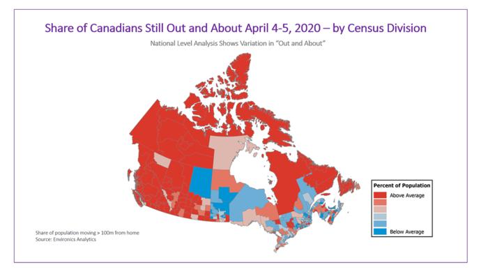 Некоторые канадцы вынуждены нарушать карантин