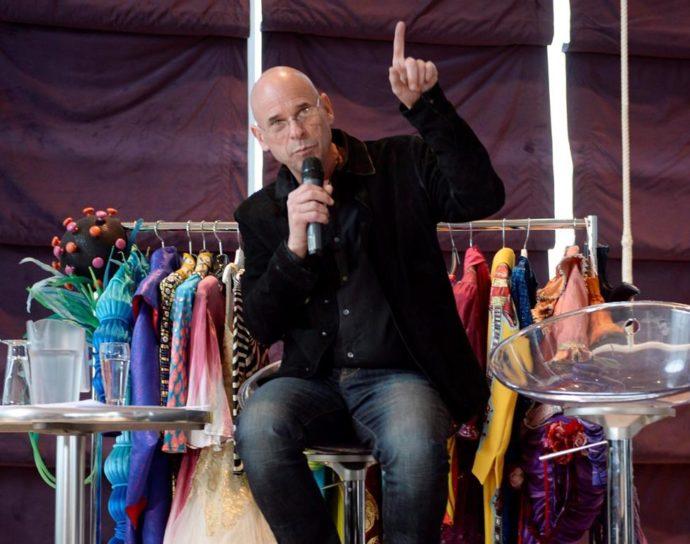 Ги Лалиберте хочет вернуть себе Cirque du Soleil