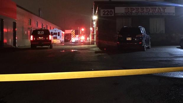 Война буксировщиков: четыре поджога за неделю в Торонто