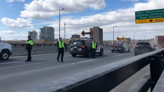 Квебек уберет блок-посты на границе с Онтарио