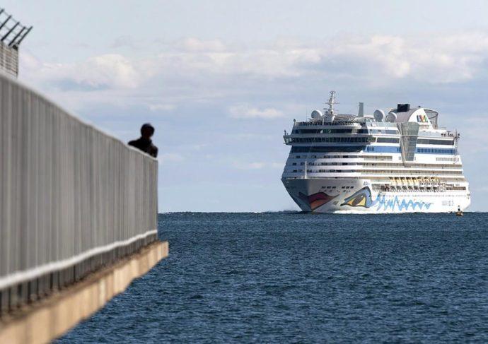 Канада продлила запрет на заход круизных кораблей