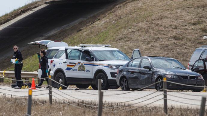 В конфликте с полицией застрелен 27-летний житель Альберты