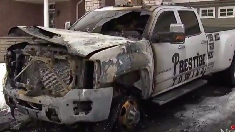 Война буксировщиков: полиция разгромила четыре группы