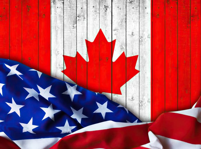 Американцы доверяют канадцам больше, чем самим себе