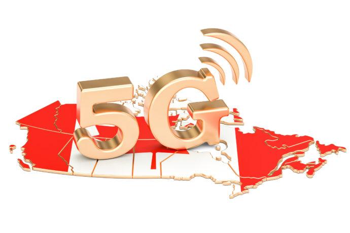 Канадские сети 5G строят шведы и финны