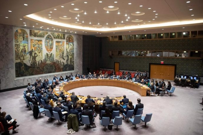 Место в Совбезе ООН Канаде не досталось
