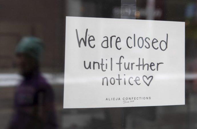Онтарио: увольнения с сохранением мест