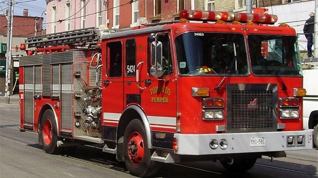 В Торонто не хватает пожарных